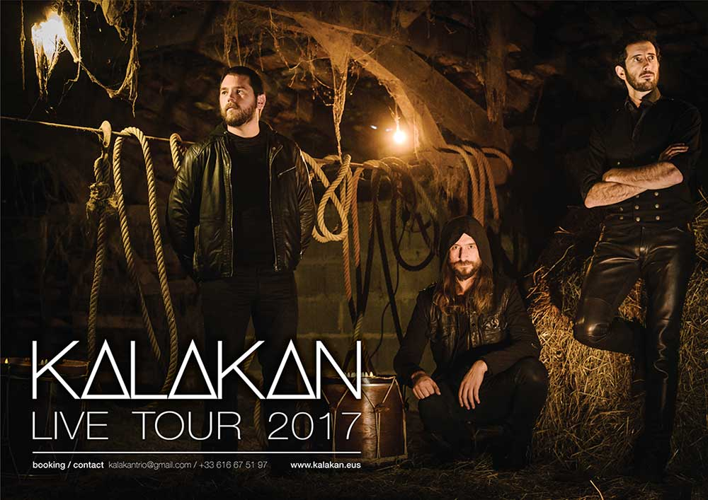 Les musiciens de Kalakan