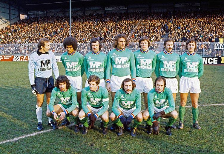 Les Verts de 1976